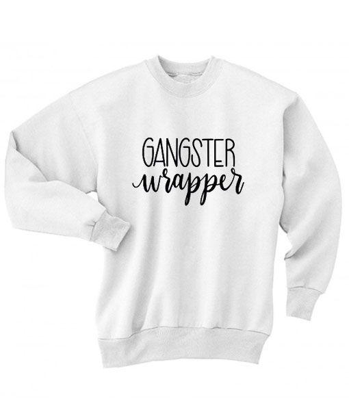 Gangster Wrapper Sweatshirt AZ01