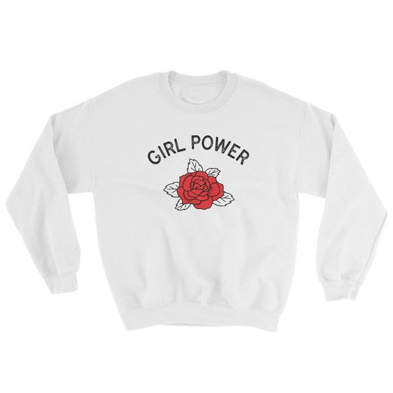Girl Power Sweatshirt AD01
