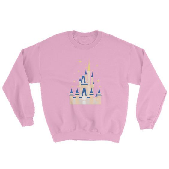 Image of The Castle Sweatshirt AD01