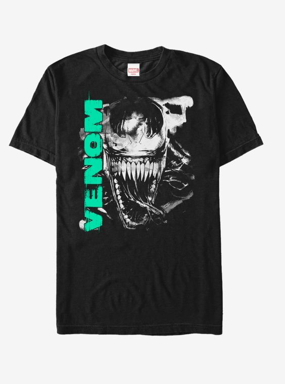 Marvel Venom Teeth T-Shirt AD01