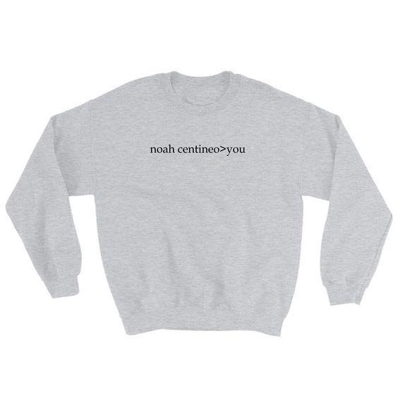 Noah Centineo Sweatshirt AD01