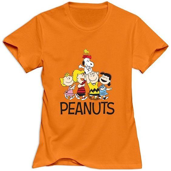 PEANUTS T-shirt AI01