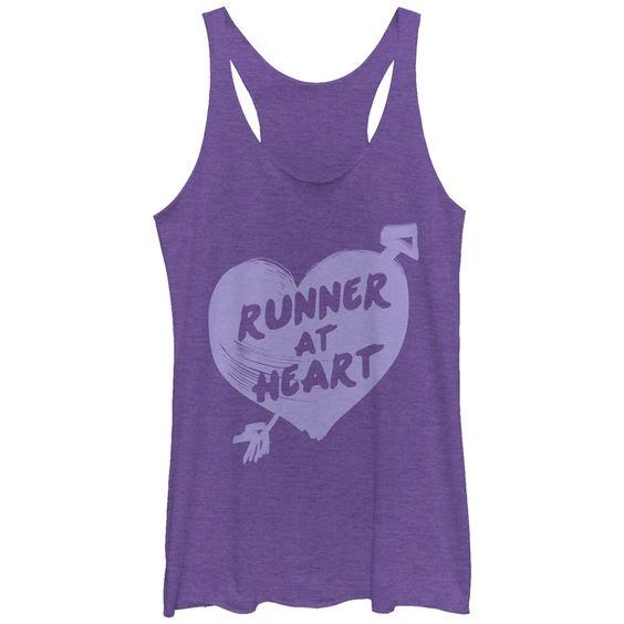 Runner at Heart Tank Top EM01