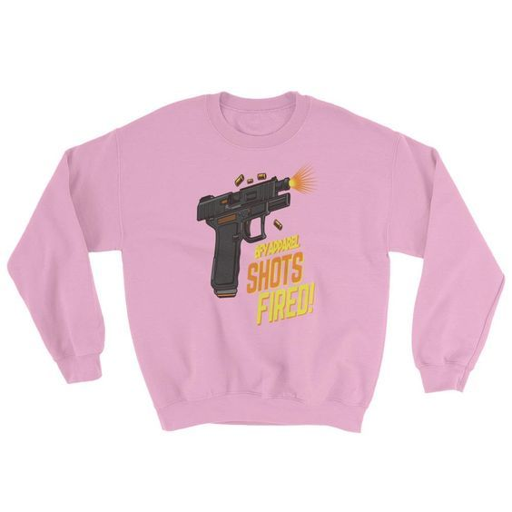 Shots Fired Sweatshirt AD01