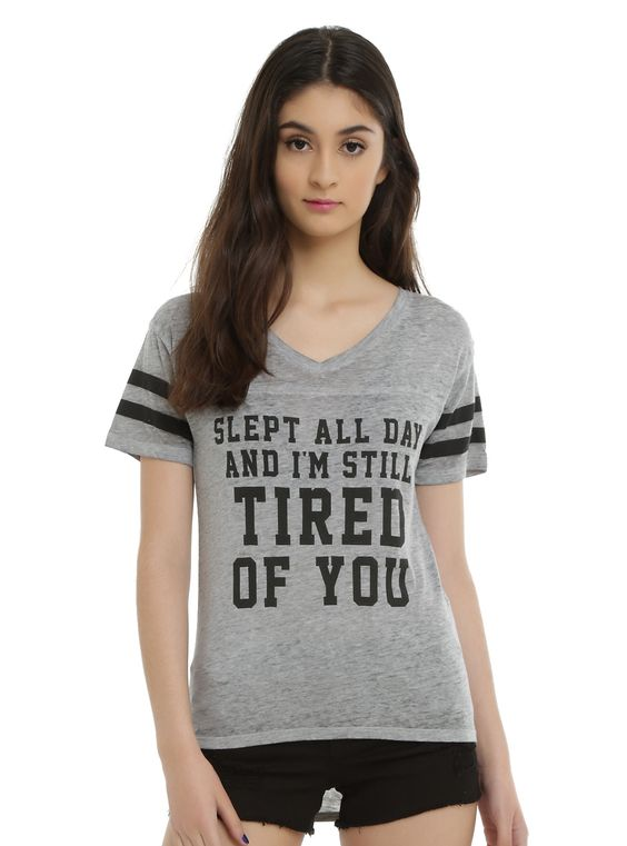 Slept All day T-shirt AI01