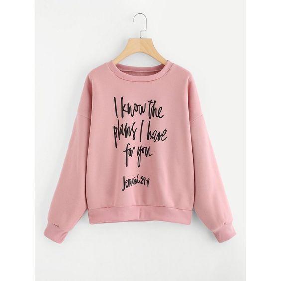 Slogan Sweatshirt AZ01