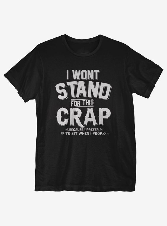 Stand for This T-Shirt AD01
