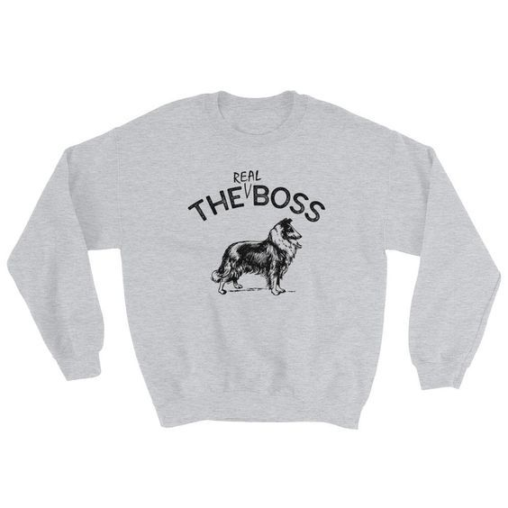 The Real Boss Sweatshirt AD01