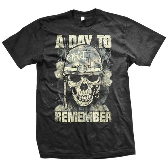 A Day To Remember T-Shirt FD01