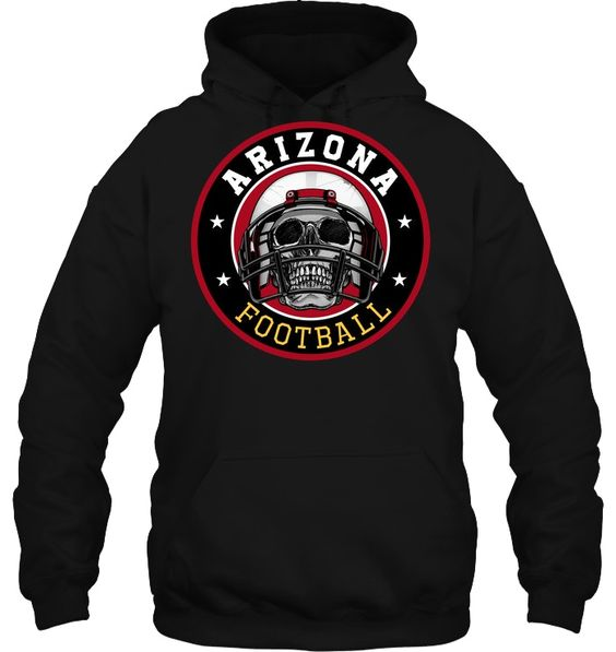 ARIZONA FOOTBALL Hoodie FD01