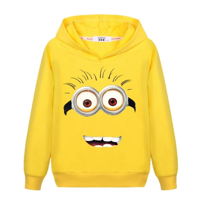 Anime Cartoon Figure Hoodie SR01