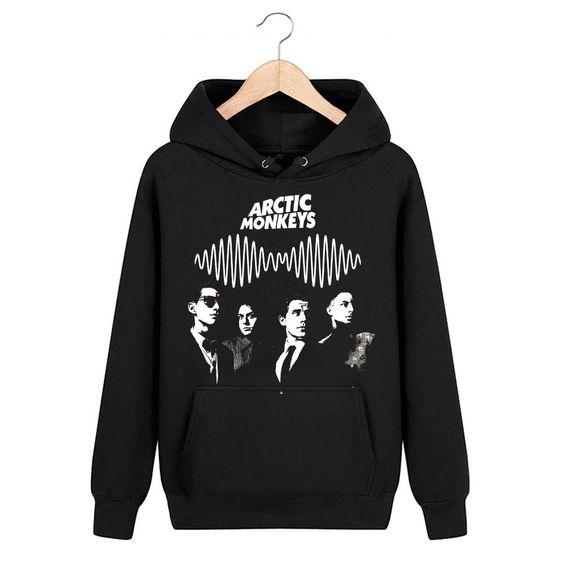 Arctic Monkeys Hoodie SR01