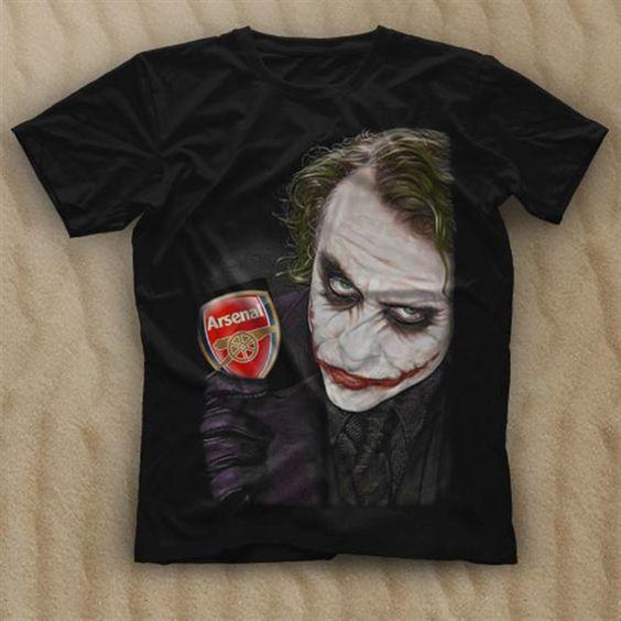 Arsenal Joker T-Shirt EL01