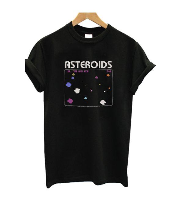 Asteroids Score T-Shirt AZ01