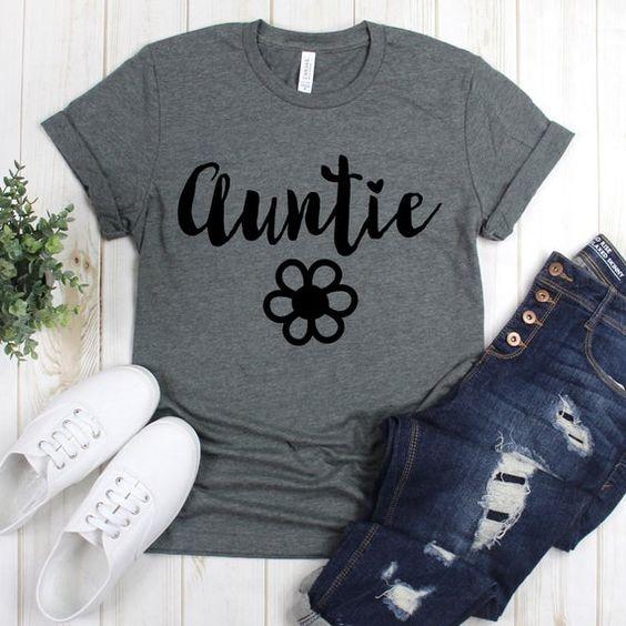Aunt Tee T-Shirt AZ01