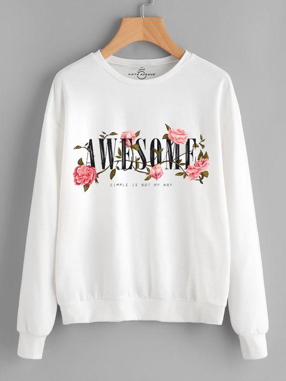 Awesome Sweatshirt EM30