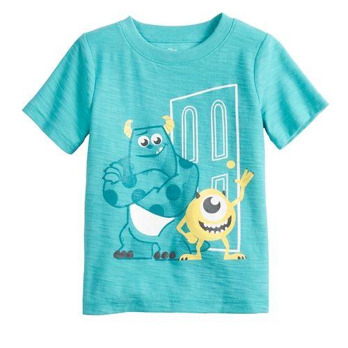 Baby Boy Sully T-Shirt AZ28