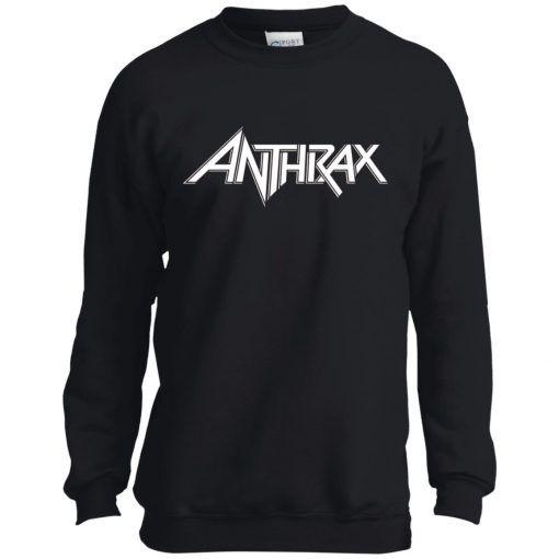 Band Anthrax Sweatshirt SR01