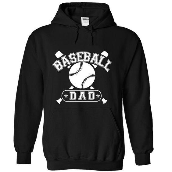 Baseball Dad Hoodie FD01