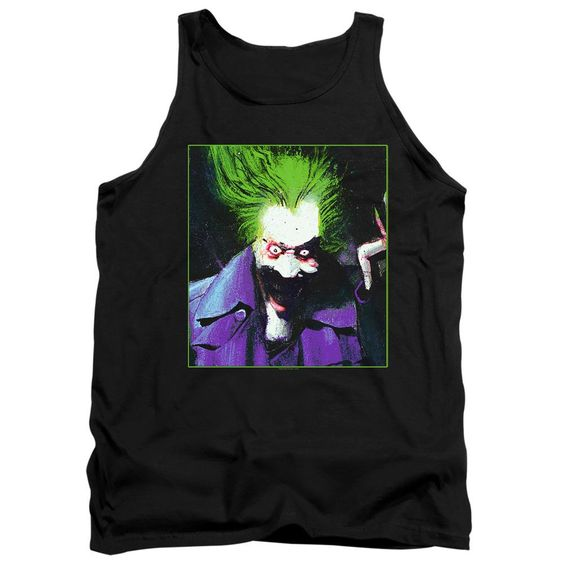 Batman Arkham Asylum Tanktop EL01