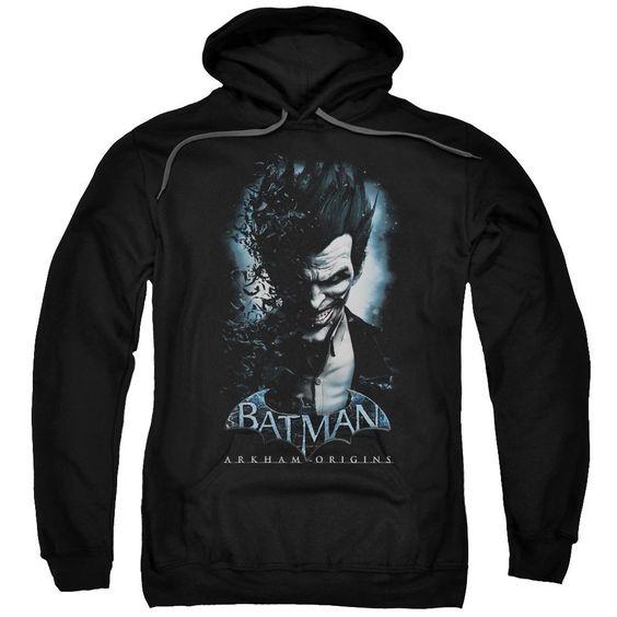 Batman Arkham Hoodie EL01