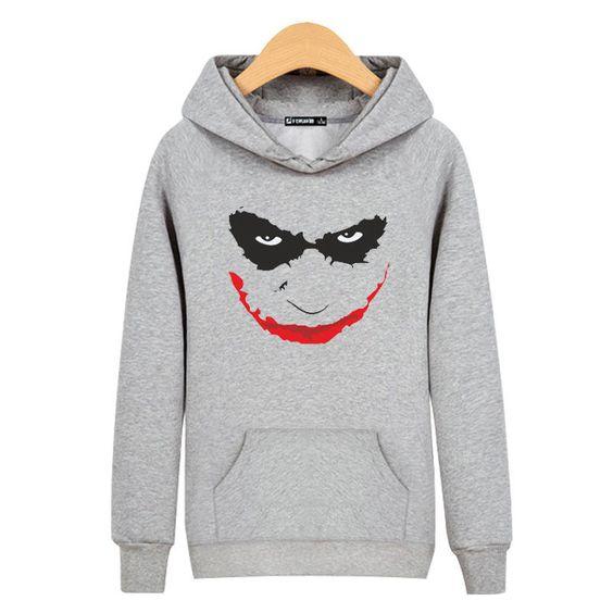 Batman JOKER Hoodie EL01