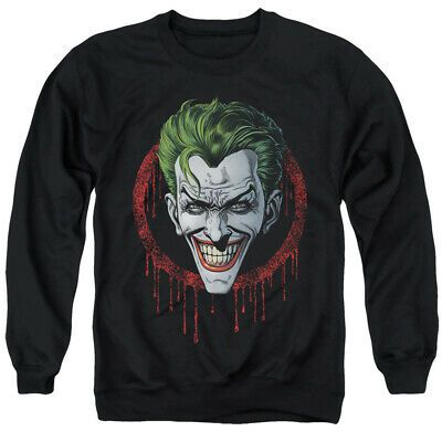 Batman Joker Drip Licensed Sweatshirt EL01