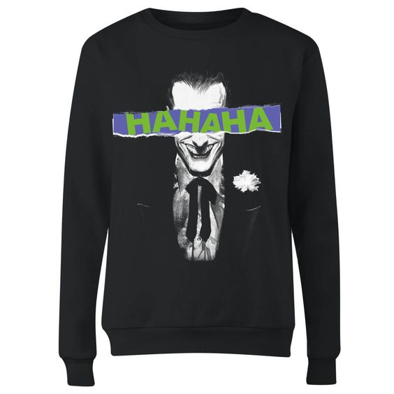 Batman Joker The Greatest Sweatshirt EL01