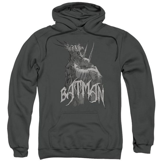Batman Scary Right Hand Hoodie EL01
