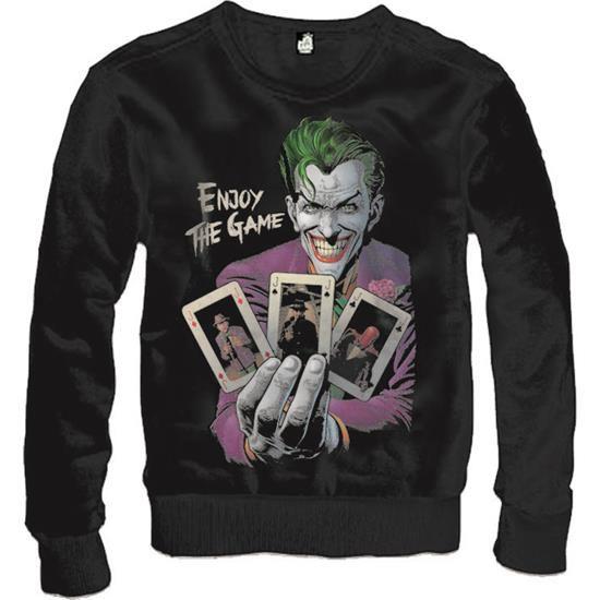 Batman The Joker card Sweatshirt EL01