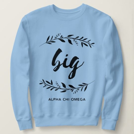 Big Wreath Sweatshirt AZ01