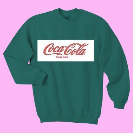 Coca-Cola Logo Sweatshirt VL28