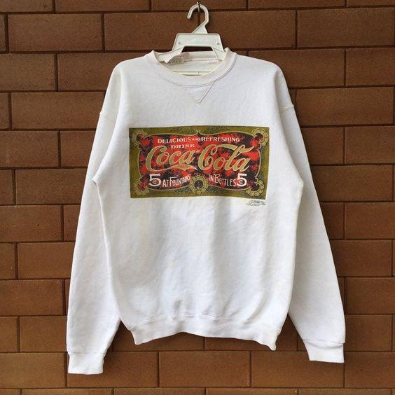 Coca Cola Sweatshirt VL28