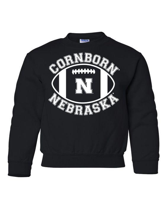 CornBorn N Nebraska Sweatshirt FD01