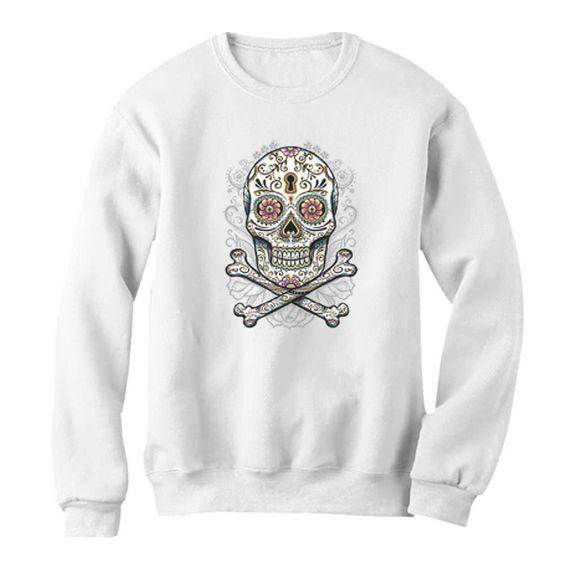 Day Of Dead Sweatshirt FD01