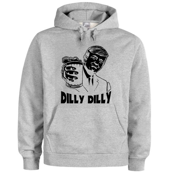 Dilly dilly hoodie ER01