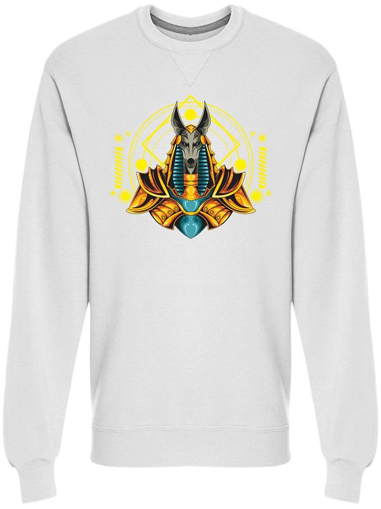 Egyptian Figure Sweatshirt SR01
