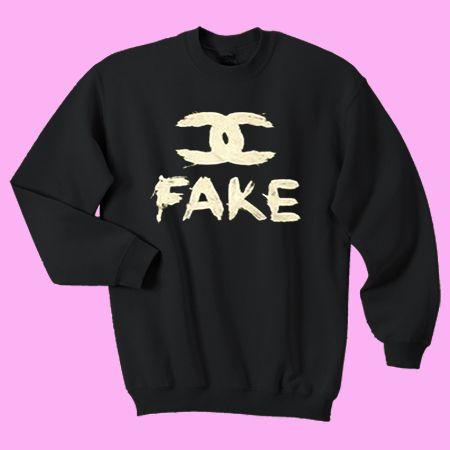 Fake Sweatshirt FD