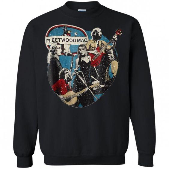 Fleetwood band Sweatshirt SR01
