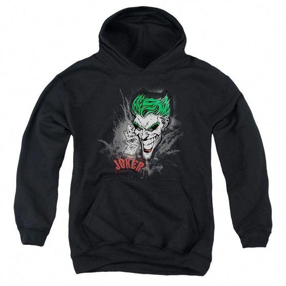 Jokers Hoodie EL01
