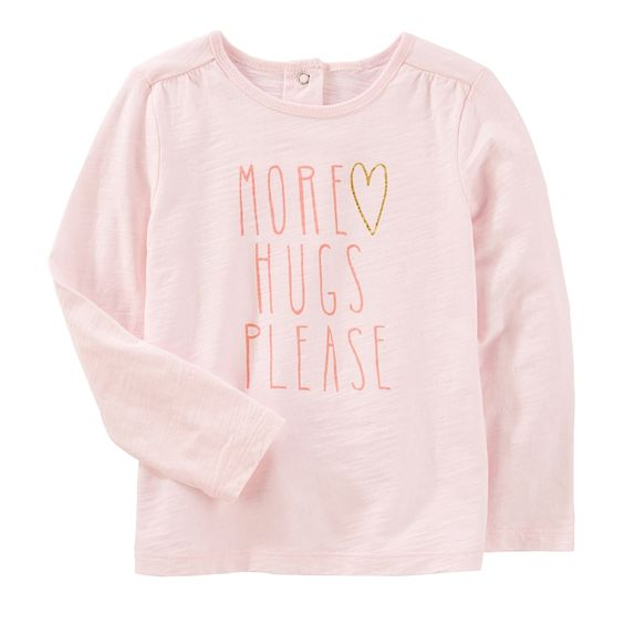 More Hugs Please Sweatshirt AZ01