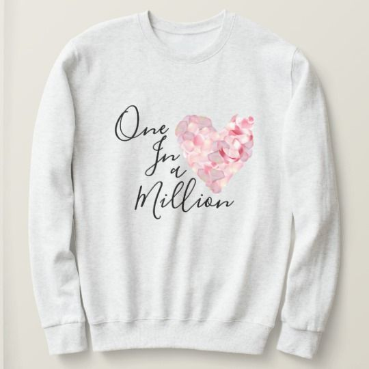 One In A Million Basic Sweatshirt AZ01