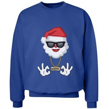 Santa Swag Sweatshirt SR01