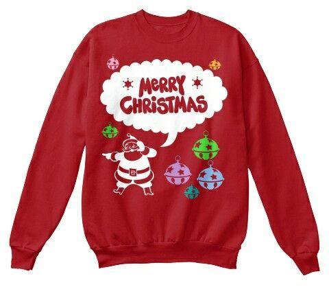 Santa claus funny sweatshirt SR01