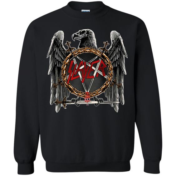 Slayer Sweatshirt SR01