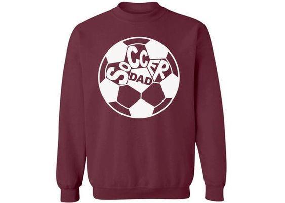Soccer Dad Sweatshirt FD01