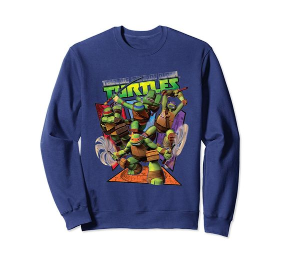 Teenage Mutant Ninja Sweatshirt AV01