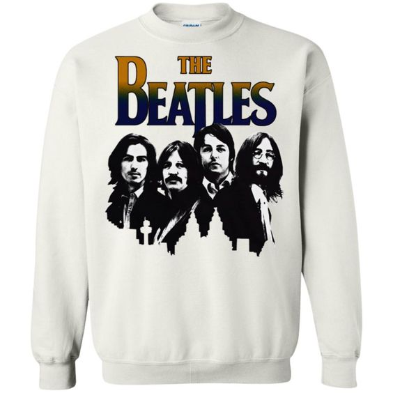The Beatles Concert Sweatshirt SR01