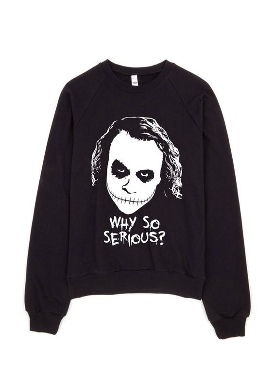 The Joker Sweatshirt EL01