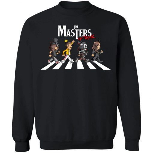 The Masters Of Rock Sweatshirt SR01